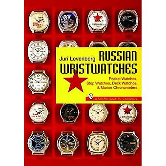 Russian Wristwatches - Pocket Watches - Stop Watches - on Board Clock