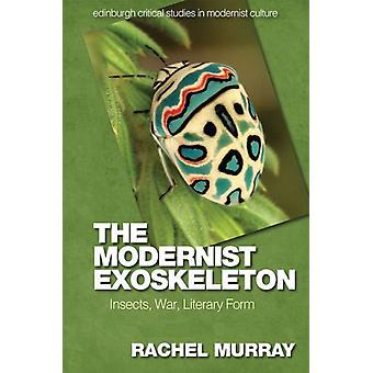 Modernist Exoskeleton by Rachel Murray