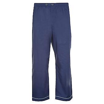 Champion Herren Pyjama Hose Hosenhose PolyCotton (2er Pack) 3XL Navy