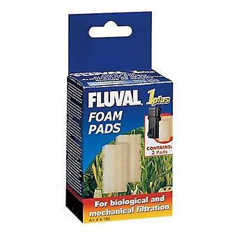Fluval FLUVAL (kala, suodattimet & vesipumput, suodatin sieni ja vaahdon)