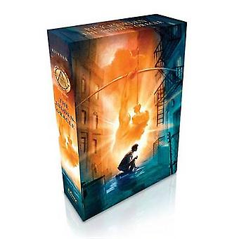 The Trials of Apollo - Book One - The Hidden Oracle by Rick Riordan -