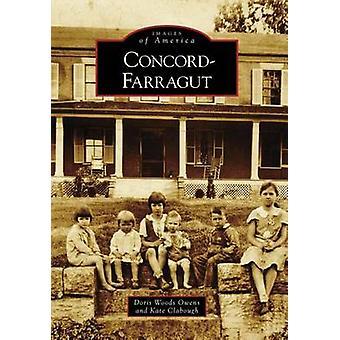 Concord-Farragut by Doris Woods Owens - 9780738553740 Book