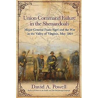 Union Command Failure in the Shenandoah - Major General Franz Sigel an