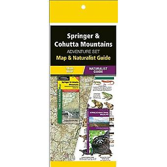 Springer & Cohutta Mountains Adventure Set - Map & Naturalist