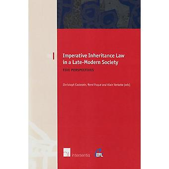 Imperative Inheritance Law in a Late-Modern Society - Five Perspective