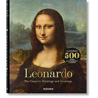 Leonardo. The Complete Paintings and Drawings by Frank Zollner - 9783