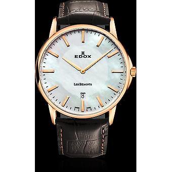 Edox Watches Les Bémonts Men's Watch Les Bémonts 56001 37R NAIR