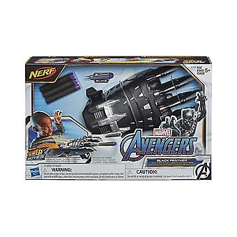 Marvel Avengers Black Panther Avengers Nerf Power Moves Role Play