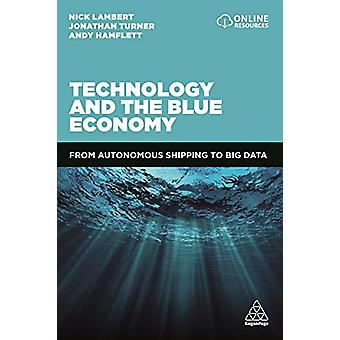 Technology and the Blue Economy - From Autonomous Shipping to Big Data