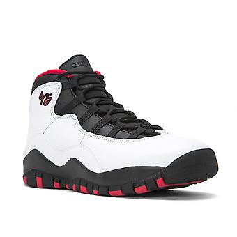 Air Jordan 10 Retro Bg (Gs) « Double Nickel » - 310806 - 102 - chaussures