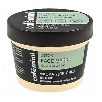Cafe Mimi Detox Facial Mask 110 ml