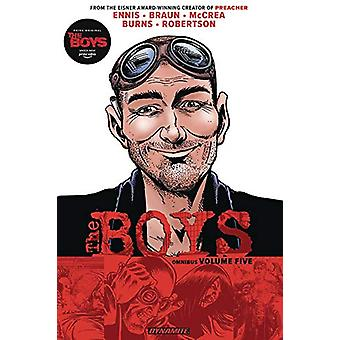 The Boys Omnibus Vol. 5 by Garth Ennis - 9781524113346 Book