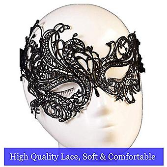 Lace Masquerade Mask Elastic,Fit for Adult,Soft Gentle Material,Specially for...