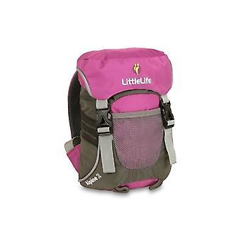 LittleLife Alpine 2 Kids Daysack Purple Rugzak Reis Rugzak Tas