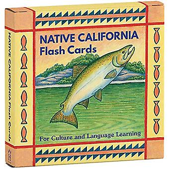Native California Flash Cards - For Culture and Language Learning by L