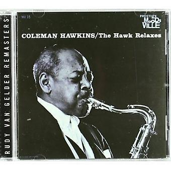 Coleman Hawkins - Hawk Relaxes [CD] USA import