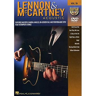 Lennon & McCartney Acoustic [DVD] USA import