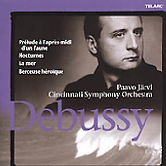C. Debussy - Debussy: Pr Lude   L'Apr S-Midi D'Un Faune; Nocturnes; La Mer; Berceuse H Ro Que [CD] USA import
