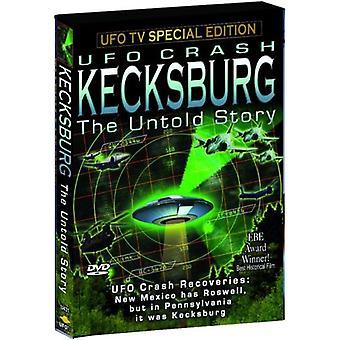 Kecksburg [DVD] USA import