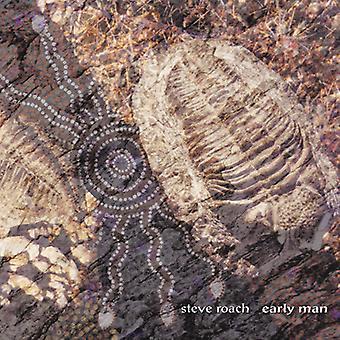 Steve Roach - Early Man [CD] USA import