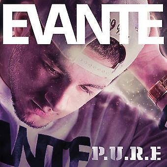 Evante - P.U.R.E. [CD] USA import