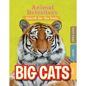 Big Cats by Anne O Daly