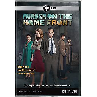ホーム フロント 【 DVD 】 アメリカ輸入の殺人します。