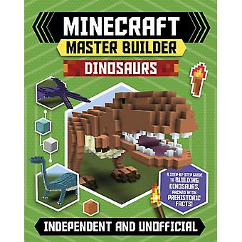 Minecraft Master Builder  Dinosaurs by Stanford & Sara