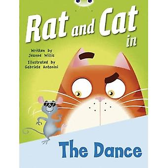 Rat and Cat in The Dance: Red B (KS1) (BUG CLUB)