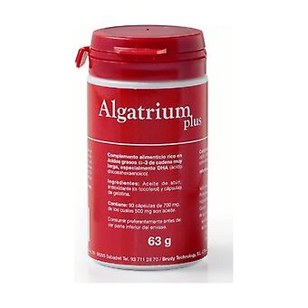 Algatrium Plus 90 capsules of 350mg
