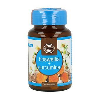 Boswelia + Turmeric 90 tablets of 400mg (400mg)