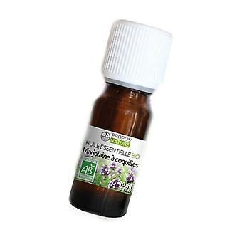 Óleo Essencial de Manjerona 10 ml de óleo essencial