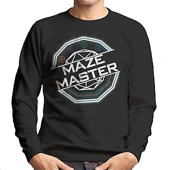 The Crystal Maze KO Maze Master Men's Sweatshirt