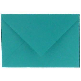 Papicolor Turquoise C6 Enveloppen