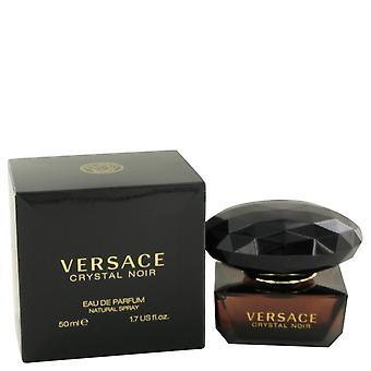 Crystal Noir Eau De Parfum Spray da Versace