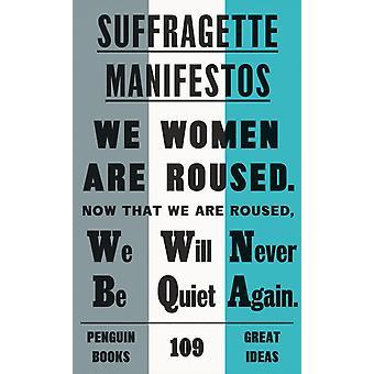 Suffragette-Manifeste