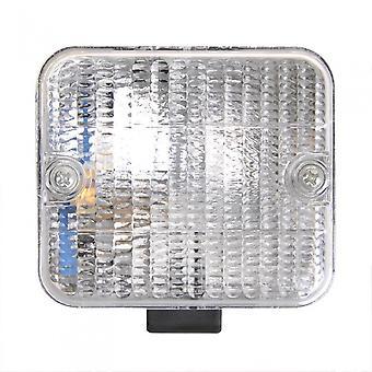 lampe de marche arrière entre crochets 12 Volt 8 x 7 cm