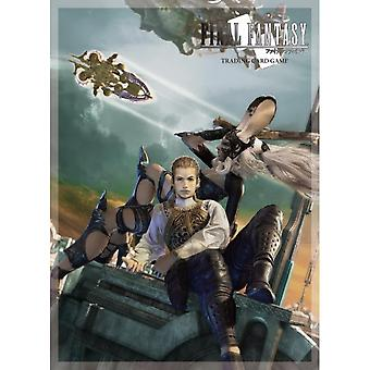 Final Fantasy TCG FF12- Fran Balthier Sleeves (60 Pack)