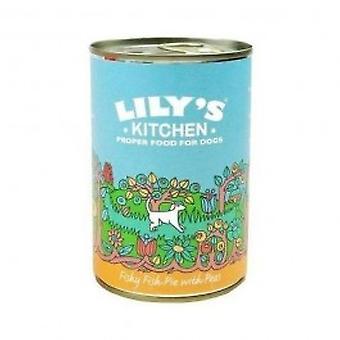 Lilys Kitchen - Dog Fishy Fish Pie 400g
