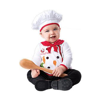 Baby Age 6 - 24 Months Chef Costume Toddler Fancy Dress