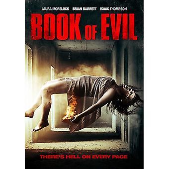 Book of Evil [DVD] EE.UU. importa
