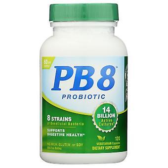 Nutrition Now PB 8 Pro-Biotic Acidophilus, 120 Veg Caps