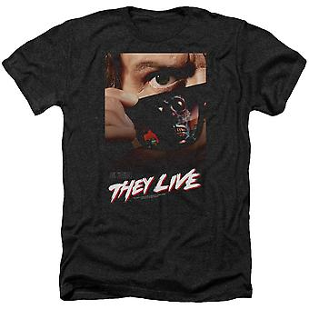 Ze Leven Poster T-shirt