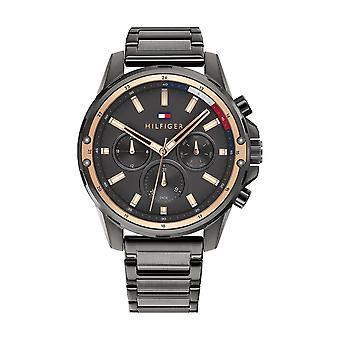 Tommy Hilfiger Men's Watch 1791790 ACIER