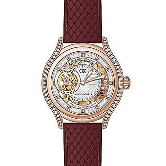 Carl von Zeyten Women's Watch Wristwatch Automatic Seewald CVZ0069RWH