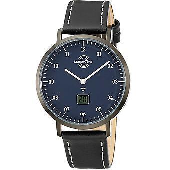Mens Watch Master Time MTGS-10703-31L, Quartz, 42mm, 5ATM