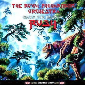 Royal Philharmonic Orchestra - Plays the Music of Rush [Vinyl] USA import