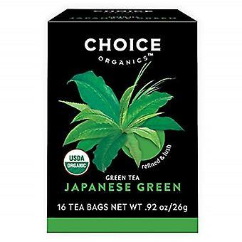 Choice Organic Teas Japanese Green