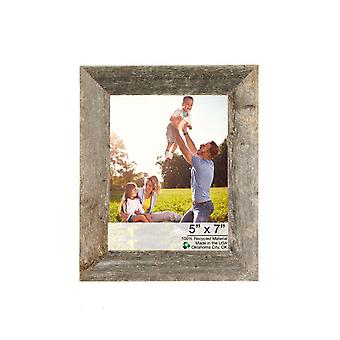 "5"" x 7"" Natural Weathered Gray Picture Frame"