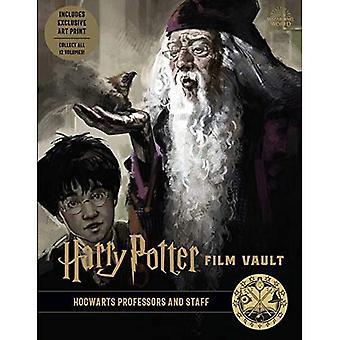 Harry Potter: Film Vault: Volume 11: Galtvort Professorer og ansatte